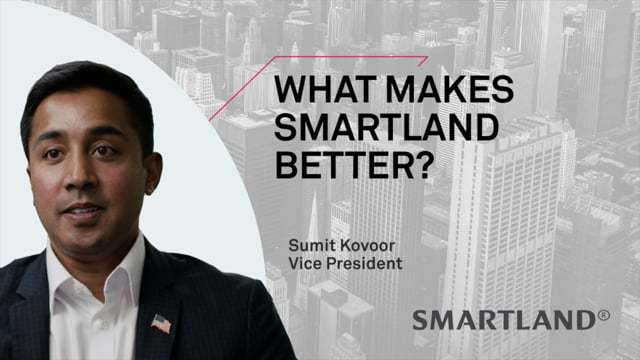 What makes Smartland better?
