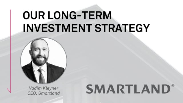 Our long-term investment strategy