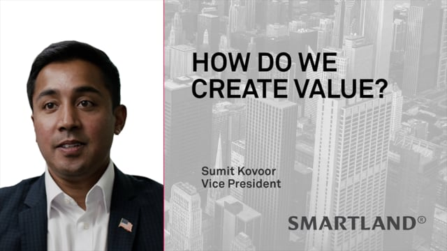 How do we create value?