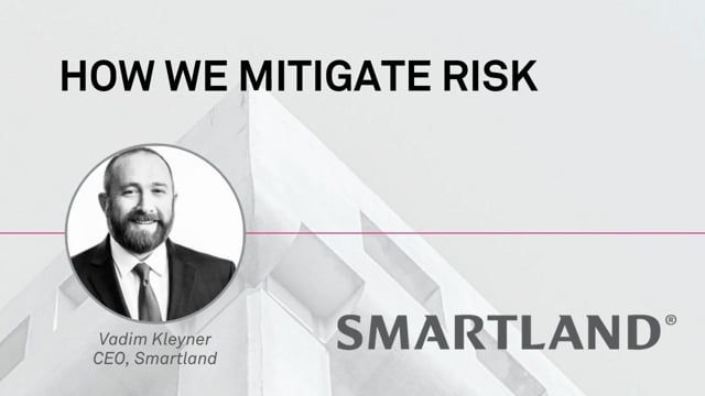 How we mitigate risk