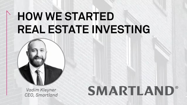 How we started real estate investing