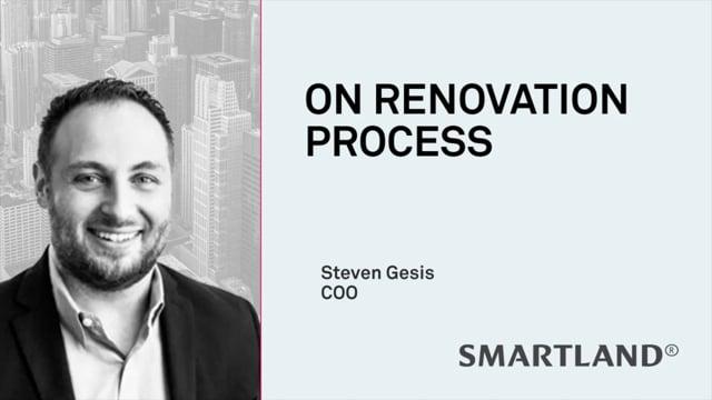 On renovation process