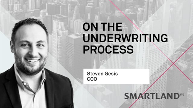 On the underwriting process