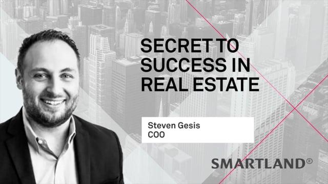 Secret to success in real estate