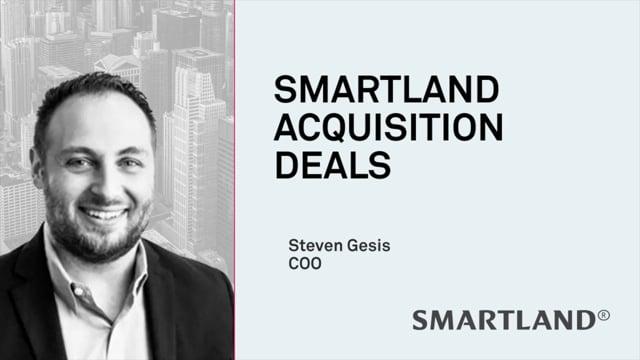 Smartland acquisition deal