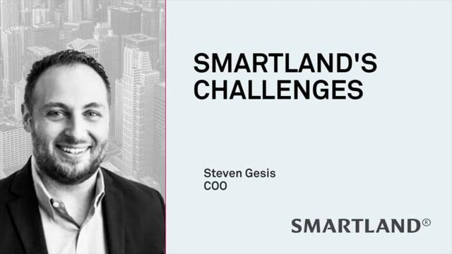 Smartland's challenges – Steven Gesis