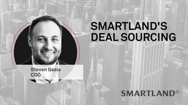 Smartland's deal sourcing
