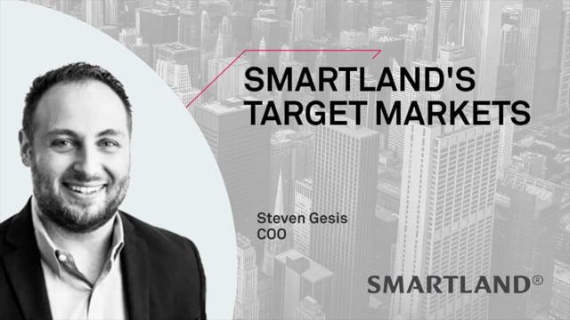 Smartland's target markets