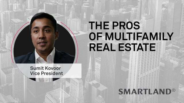 The pros of multifamily real estate